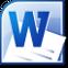 Word Bureautique - logo©Microsoft